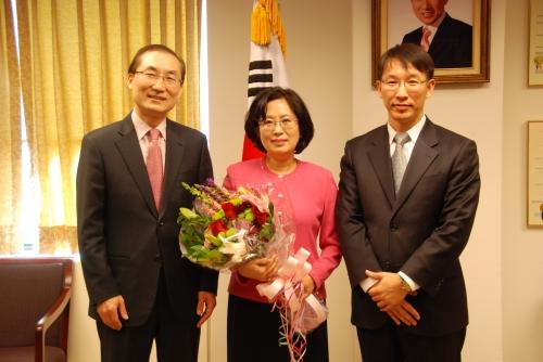 Congratulations Ms. Rhi