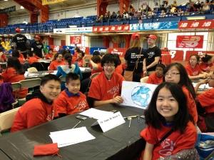 7th Grade Varsity Team