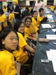8th Grade Varsity Team
