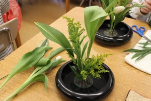Ikebana is commonly referred to as the Japanese art of flower arranging.