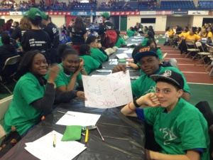 8th Grade Junior Varsity Team