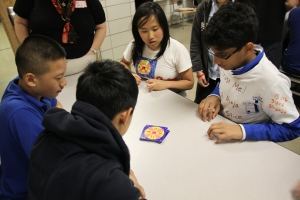 This game shows students that mathematics can be powerful, engaging, and fun.