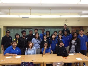 Twenty-two incredible students were selected to participate in the Kakehashi Project.
