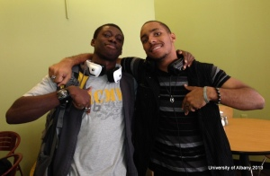 Oneyeka and Malcolm, Class of 2013