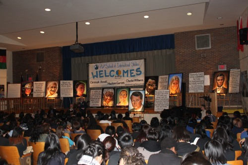 Special assembly program from Breaking the Cycle
