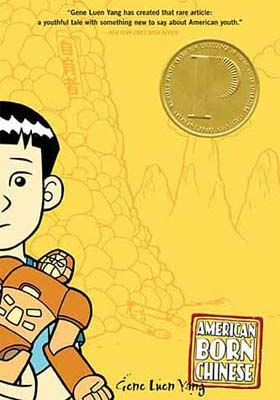 Gene Yang, author of graphic novel, American Born Chinese.