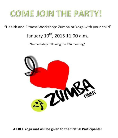PTA Health and Fitness Workshop