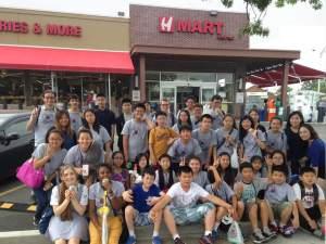 Trip to Korean H-Mart
