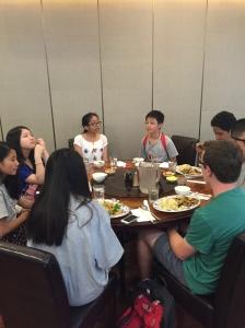 Dining korean style