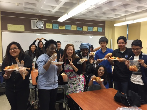 Making and Sharing Kimchi @EW#EWSTYLE
