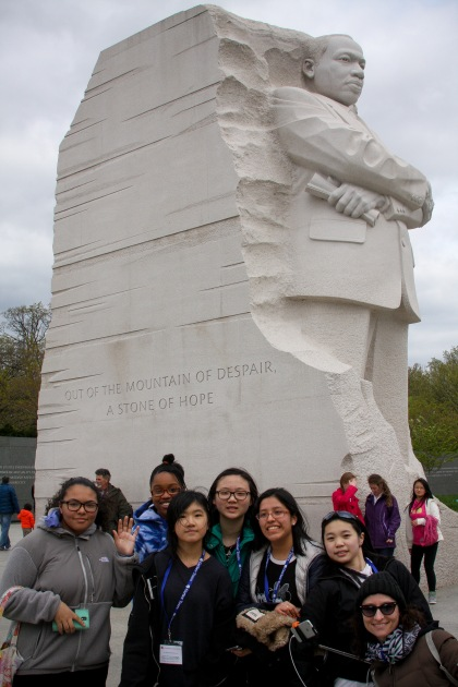 2016-04-08-EWSIS-WashDC-Group-MLK-1