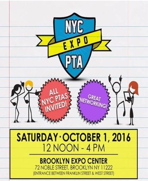 PTA EXPO Flyer 10-1-16