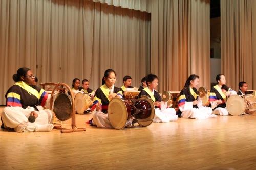 Korean drumming